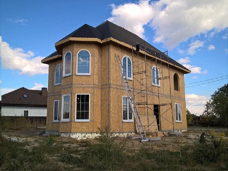 СИП дом цена
