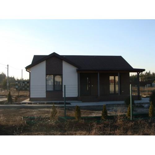 Новоселки дом из сип панелей
