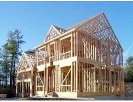 Каркасный дом- строительство будущего