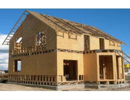 Канадский дом, построить канадский дом, канадский дом цена.