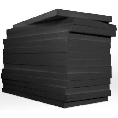 ✔Пенопласт для сип панелей ✔Графитовый пенопласт EPS 70 BLACK PLAST® Graphite
