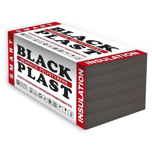 Пенопласт цена • BLACK PLAST® Graphite • Графитовый пенопласт • Пенопласт с графитом
