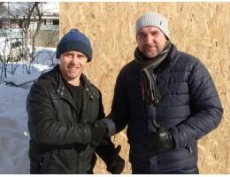 ᐉ Дом из сип панелей Киев • Отзывы владельцев • UKRPANEL