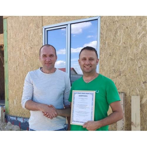 Отзывы владельцев домов из сип панелей Александровка