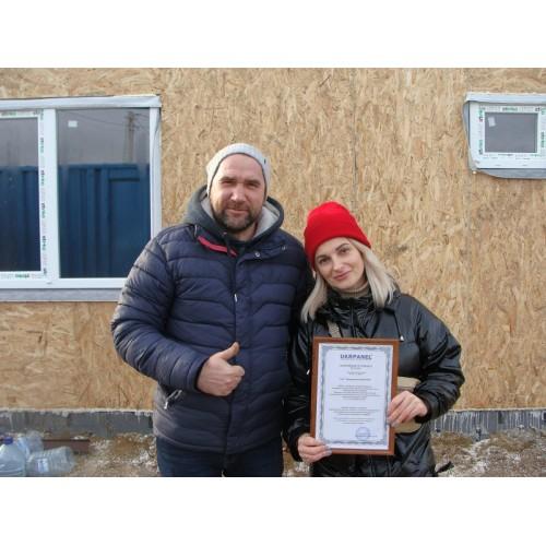 Отзывы владельцев домов из сип панелей Одесса