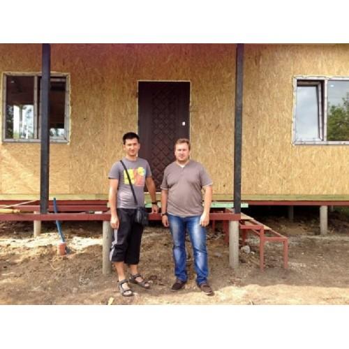 Отзывы владельцев домов из сип панелей Чугуев