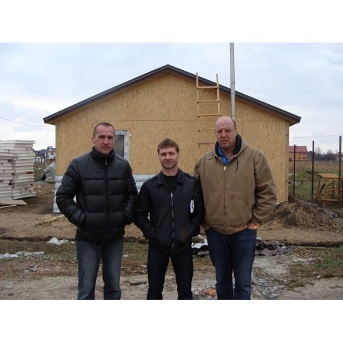 Отзывы владельцев домов из сип панелей Киев