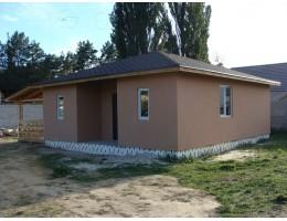ᐉ Строительство дома из сип панелей • Проект СИП ДОМ #103 • Бориспольский район