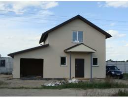 ᐉ Закончено строительство дома из сип панелей в Борисполе