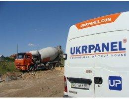 ᐉ Строительство дома из сип панелей ОБУХОВ • UKRPANEL
