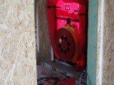 ᐉ Тест на герметичность дома из сип панелей. UKRPANEL. blower door test