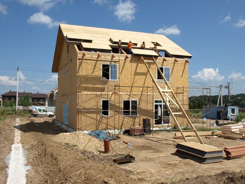 Пассивный дом цена